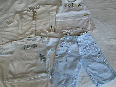 Baby boys Designer JEAN  BOURGET  Bundle of  outfitS X 2-Age 3 Months