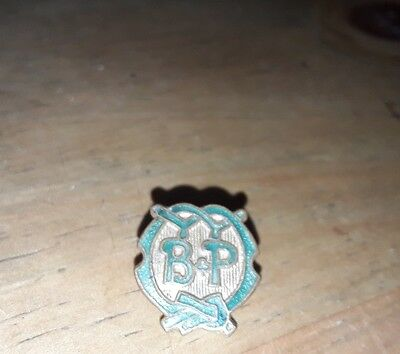 Baden Powel Badge