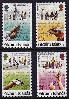 Pitcairn 1988 150th Anniversary of Constitution MNH (4)