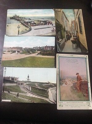 40 Old Postcards.smaller Cards