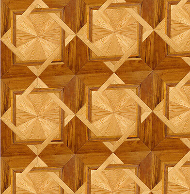 2 x sheets Dolls House Floor Flooring Parquet effect Satin Paper #202