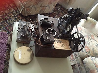 Antique Pathe Baby Projector. 1924