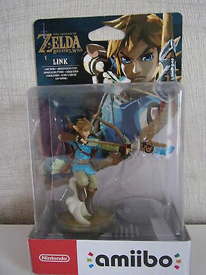 amiibo The Legend of Zelda (Breath of the Wild) Link Bogenschütze - NEU & OVP