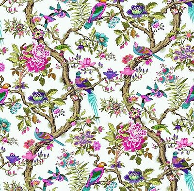 3 sheets of Dolls House Wallpaper 1/12th scale Birds Quality Paper #04