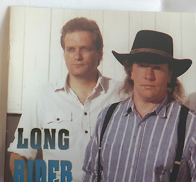 Long Rider – S/T CD Canadian Rare Country Rock