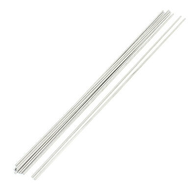 10Pcs 350mm x 2.5mm Stainless Steel Round Rod Axle for RC Model Airplane