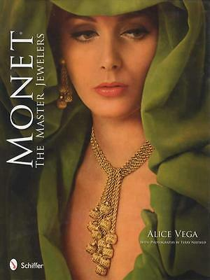 Monet The Master Jewelers (Costume Jewelry) REFERENCE 70 yrs