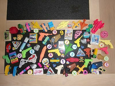 Large Collection of Rare Vintage Erasers/ Rubbers