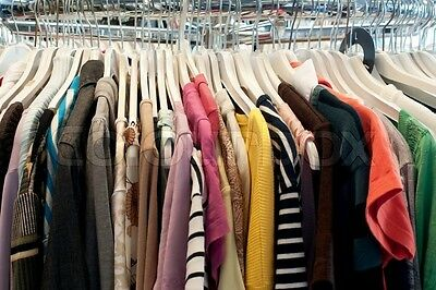 Job Lot Of Ladies Clothes,35 Items,mixed Brands,styles & Sizes,all Vgc.