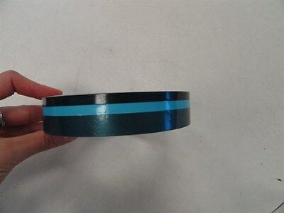 "Black And Silver Pinstripe Decal Tape 1"" X 90' Marine Boat"