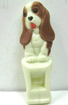 1960's Hush Puppies Shoes Vintage Whistle Advertising Basset Hound Dog