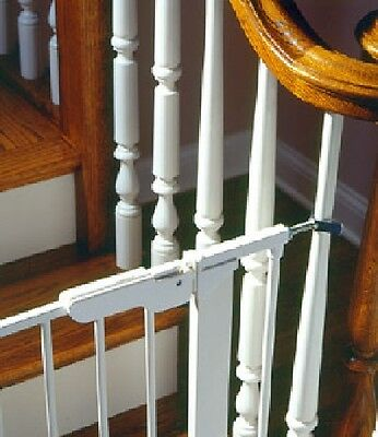 KidCo Y Spindle Stairway Baluster Pressure Mounted Gate Installation Aid