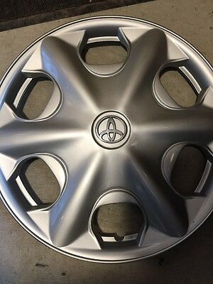 """1-2000 2001  New Toyota Camry Hubcap Wheelcover 15"""" Wheel Cover Hub Cap"""