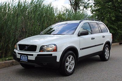 2005 Volvo XC90 CLEAN CARFAX,RUN & LOOKS GREAT, DVD. LOW RESERVE,DON'T MISS THIS ONE!,JUST SERVICED
