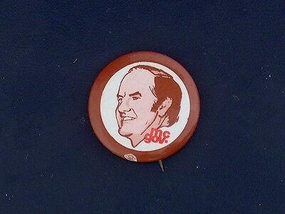 campaign pin pinback button political badge election McGOVERN ADVERTISING 1.25""