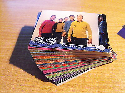 Star Trek Original Series 3 Basic Card Set