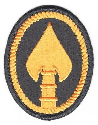 Army Patch:  Special Operations Command - 1st design, merrowed edge