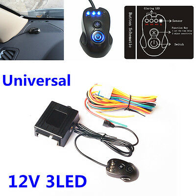 1 Set 12V Car Automatic Headlight headlamp Light Sensor Smart Control Universal
