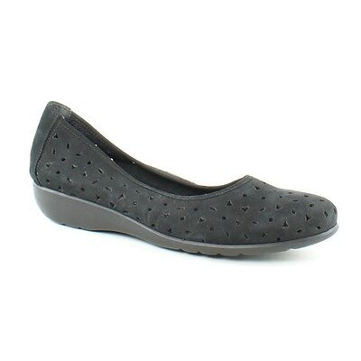 Munro American Aubrey Black Shoes Womens size 8.5 M   $175