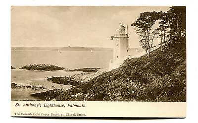 Falmouth St Anthonys  Lighthouse
