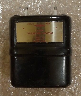 Parmeko 8H 190mA Oil filled Smoothing Choke Inductor Transformer
