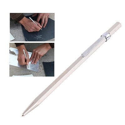 Carbide Scribe Scriber Scribing Marking Out Engraving Etcher Pen Mark Line Tool