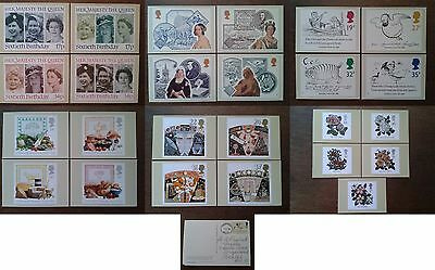 PHQ Cards FDI Pen 1986 - 91 Discounts up to 25% extra available READ DESCRIPTION