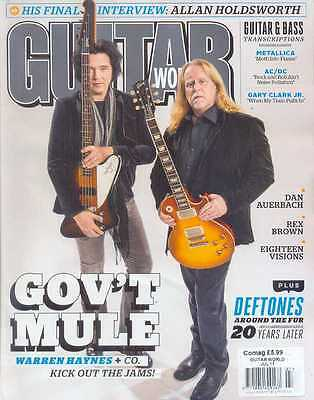 Guitar World Magazine - July 2017 (New/latest Issue)