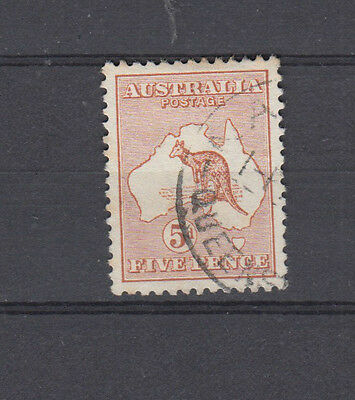 A very nice old Australian 1913 Pale Chestnut Roo issue