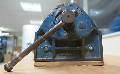 VINTAGE RECORD VICE No 52 1/2 QUICK RELEASE WOODWORKERS VICE
