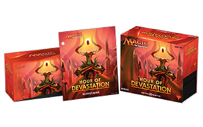 MTG - Hour of Devastation Bundle, Magic the Gathering, ENGLISCH, NEU & OVP