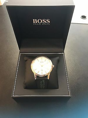 Hugo Boss Hole In One Watch Limited Edition Mint Condition & Never Worn