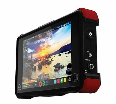 "Atomos Ninja Flame, 4K ""HDR"" Fieldrecorder, Travelcase, Neu, with free Powerkit"