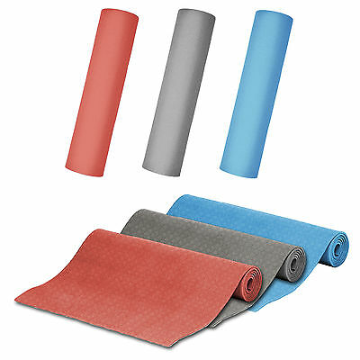 X Large  EVA Yoga Mat Workout Exercise Gym Fitness Pilates Meditation 6mm/8mm
