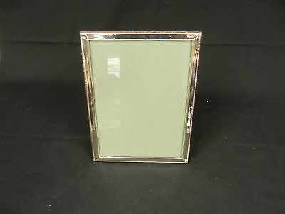925 silver fronted photo frame 26cm x 20cm