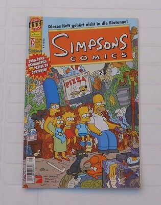 SIMPSONS Comics - Heft 75 Januar 2003