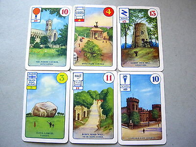 Pepys Game Of Belisha Complete 53 Cards Rules Box Vintage Playing Card Game 1938