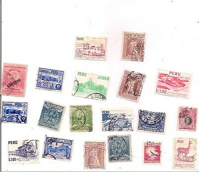 29  CHILE stamps.