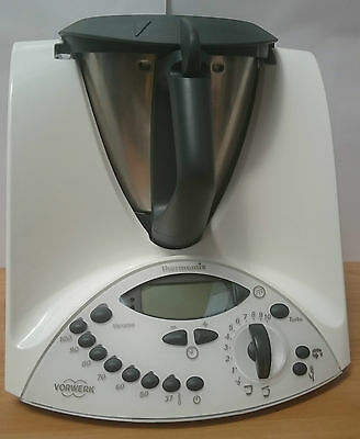 Thermomix Tm31. Excellent Condition. One Year Of Warranty