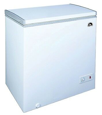 Igloo Chest Freezer 7.1 Cu Ft Easy To Clean Interior Energy Star Rated - New