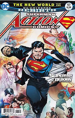ACTION COMICS (2016) #977 - Cover A - DC Universe Rebirth - New Bagged