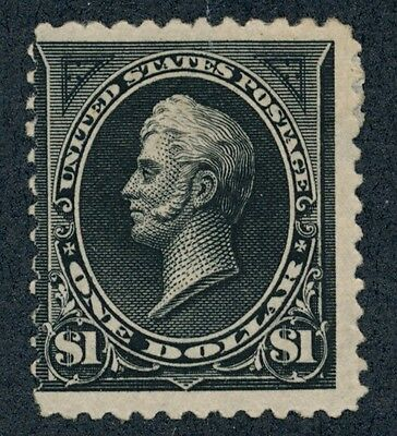 drbobstamps US Scott #261A HHR Mint Stamp, Small Thin Cat $2100