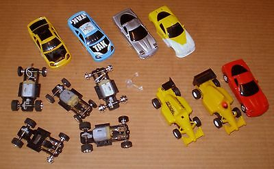 Artin Lot Chassis And Body Slot Car 1/43