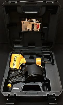 "Bostitch N66C 1-1/4"" to 2-1/2"" Coil Siding Nailer w/Aluminum Housing"