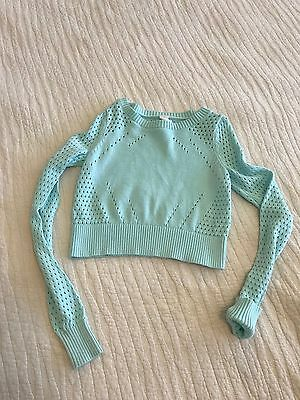 ivivva By Lululemon Country Clubbin' Pullover Girls Size 6