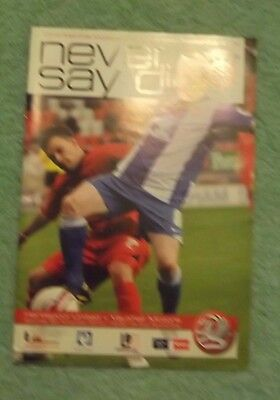 2010/11 Hartlepool United v Vauxhall Motors FA Cup First Round