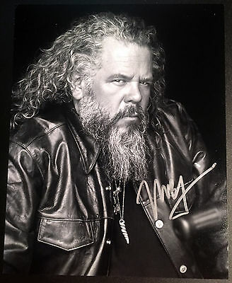 Autogramm 20x25cm MARK BOONE JUNIOR (Sons of Anarchy) *handsigniert* COA