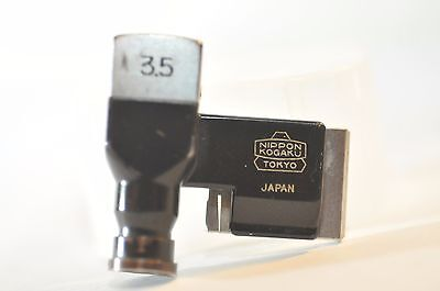 Nikon Rangefinder 3.5cm MINI-Finder Nippon Kogaku RARE wanted for S2 S4 SP S3 F