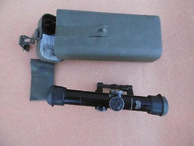 Zeiss Hensoldt Scope ZF 4x24 Model 1 included STANAG mounting