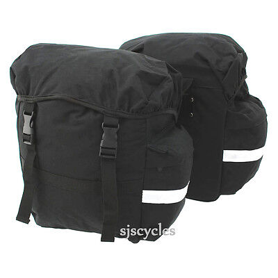 Cycle Pannier Bag Set Pair